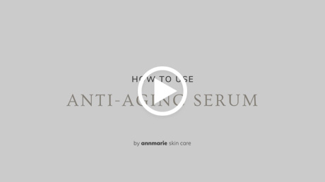 How to Use Anti-Aging Serum