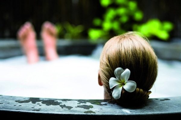 Treatment in spa