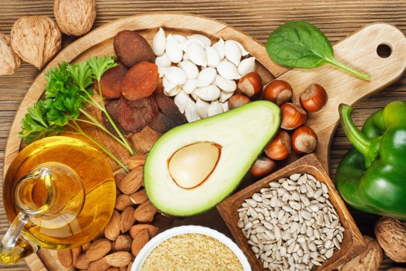 Vitamin E (Tocopherol) for Skin, the Classic Antioxidant