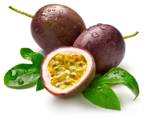 how to eat passion fruit skin