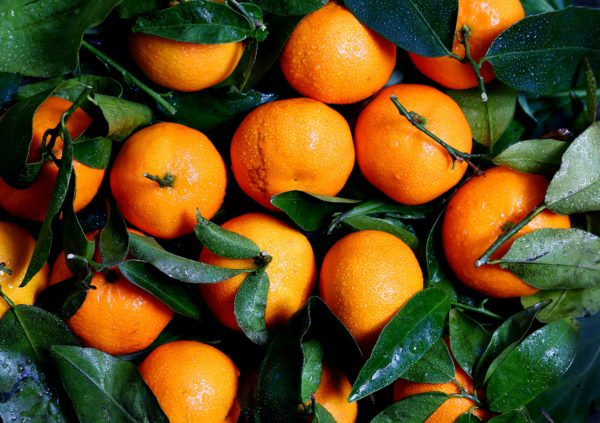 Oranges are a great source of vitamin C