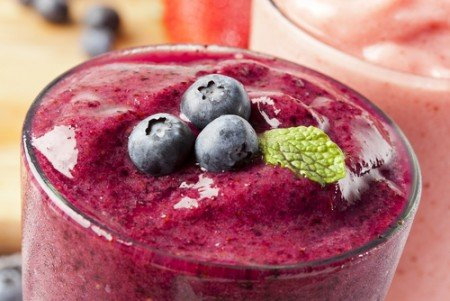 Check out the team's smoothie favorites at Annmarie Gianni Skin Care!
