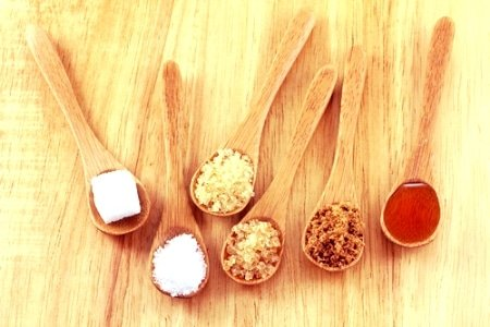 A comparison of natural sweeteners