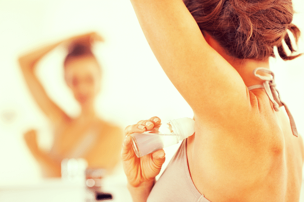 3 Dangerous Ingredients Found in Common Deodorants