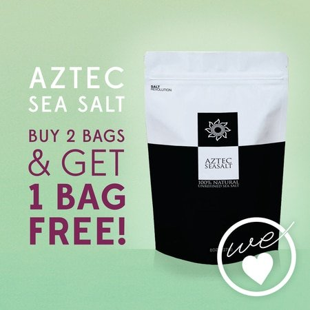 Aztec Sea Salt