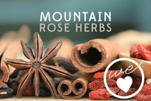 DIY with Mountain Rose Herbs