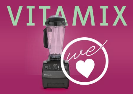 Our Secret Weapon in the Kitchen: the Vitamix (Plus, Our First We Heart Video)