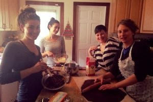 Photos and Recipes from Our Team Baking Day