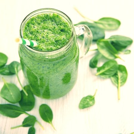 Greens for your smoothie