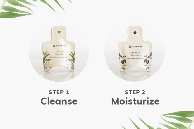 How to Use Our Restore Sample Kit + Serum Samples 2