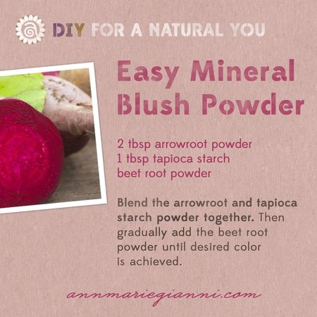 Upcycle Mineral Blush Powder
