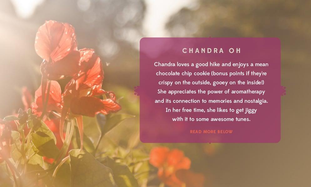 Chandra Oh