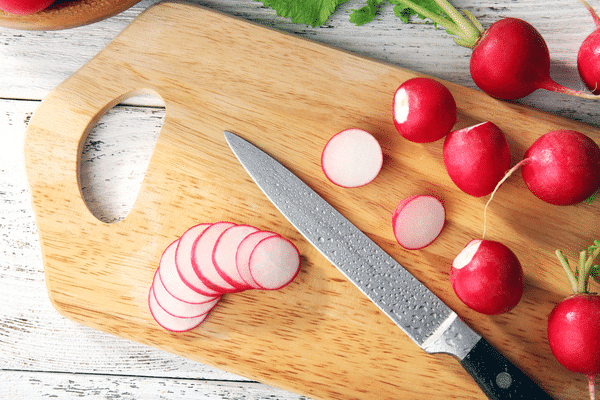 Healthy Snack Ideas - Radishes