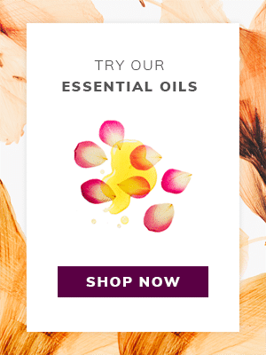 Try Our Essential Oils
