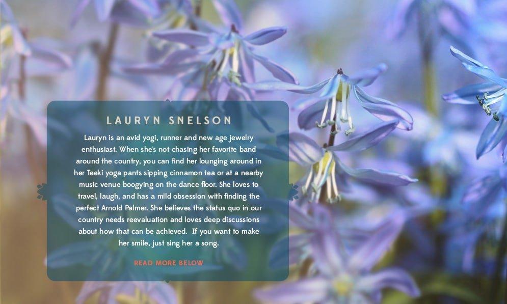 Lauryn Snelson