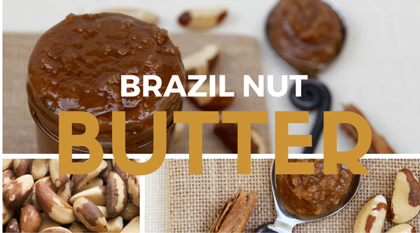 Superfood Brazil Nut Butter