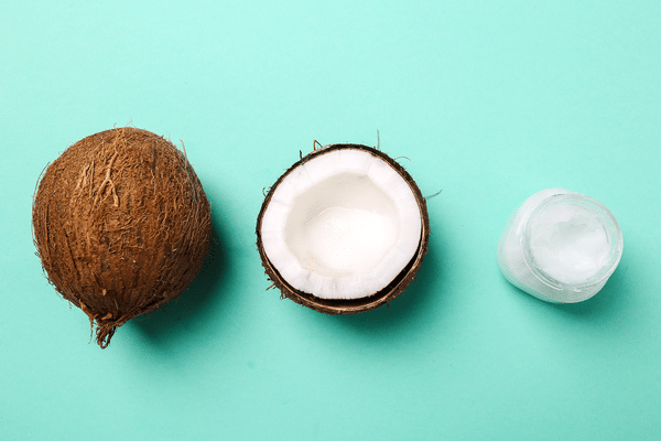Coconut oil and acne