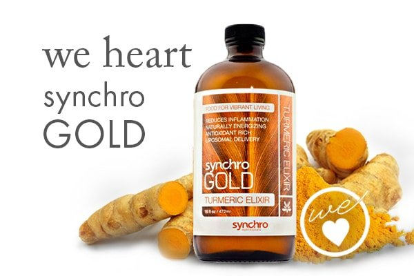 Syncro Gold, A Super-Powered Turmeric Supplement