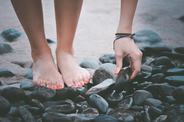 5 Easy Steps to Sandal Ready Feet