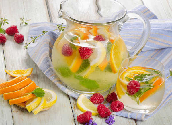 DIY: Fruit Infused Water Recipes