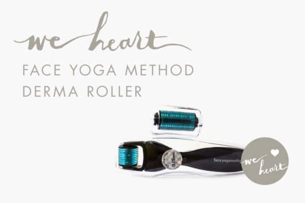 Face Yoga Method Derma Roller