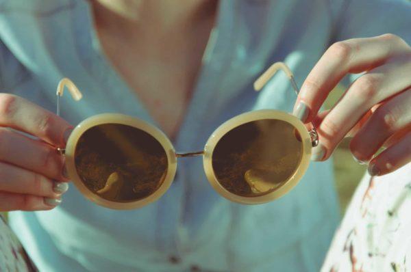 sunglasses puffy eyes