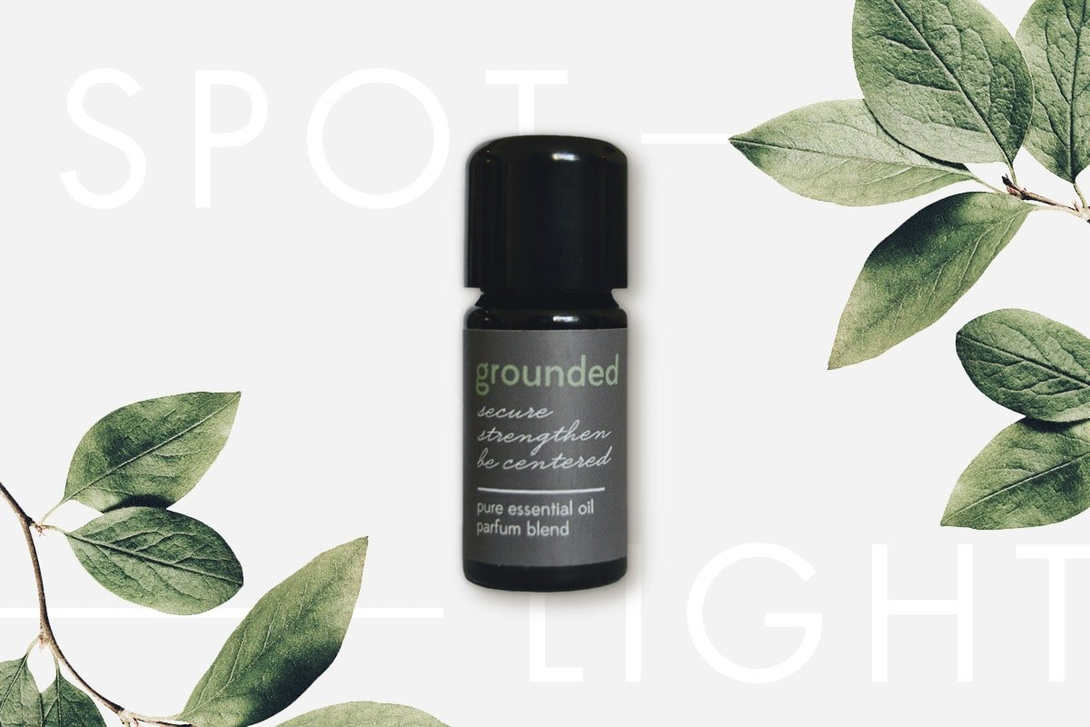 How to Be More Grounded Using Aromatherapy