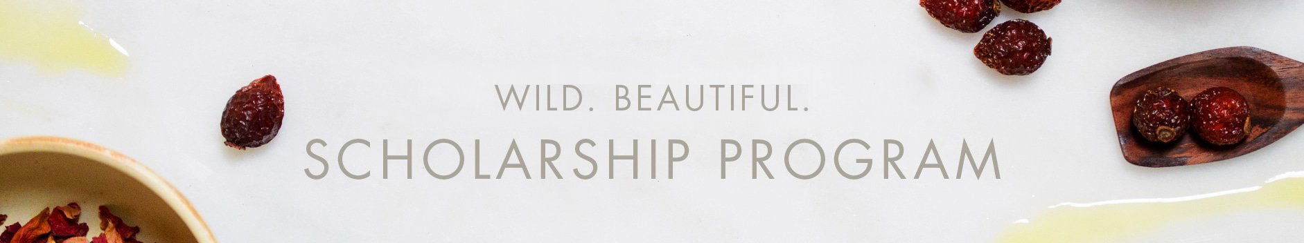 honest-wild-beautiful-scholarship-program