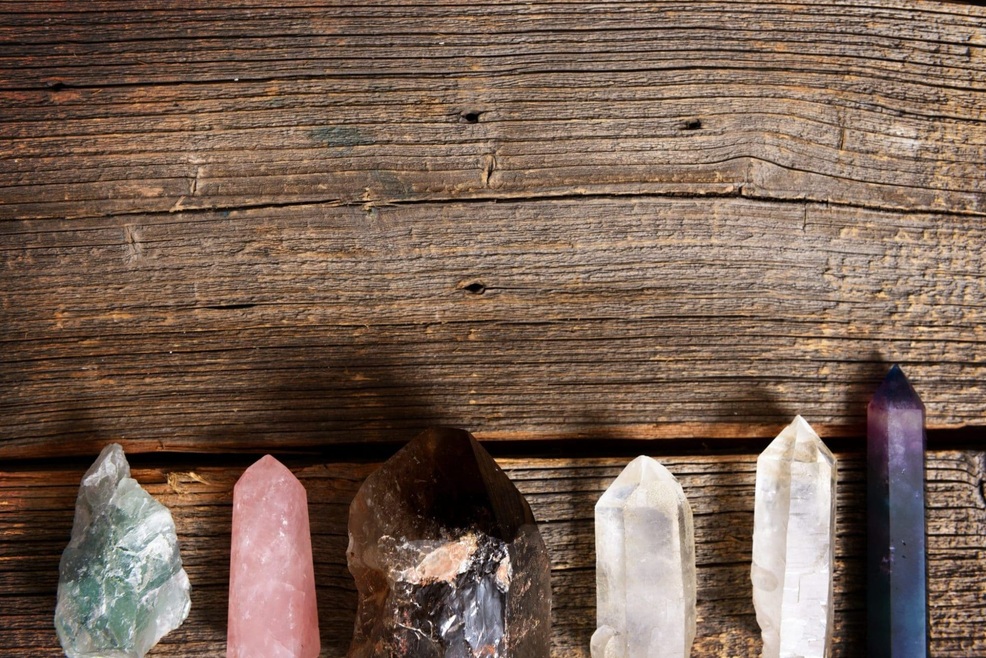 There's a Crystal For That: 9 Crystals that Call in the Healing Energy You Need