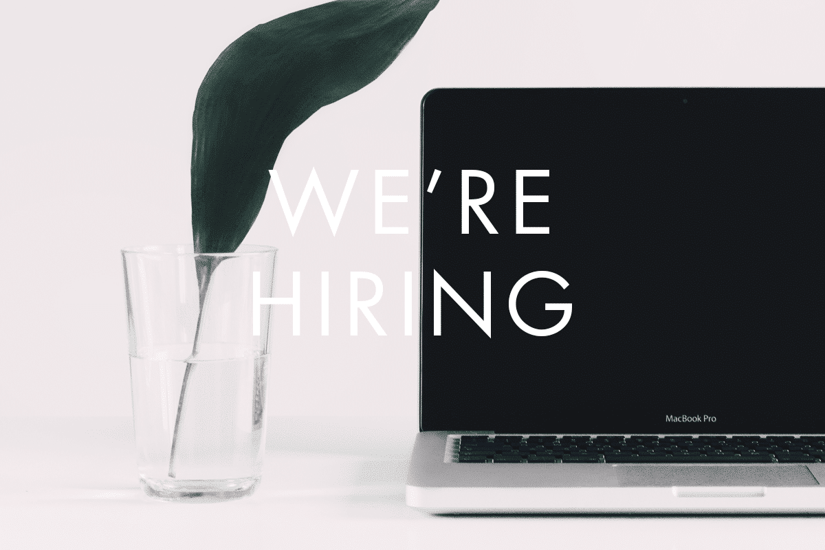We're Hiring a Full-Time Email Operations Coordinator