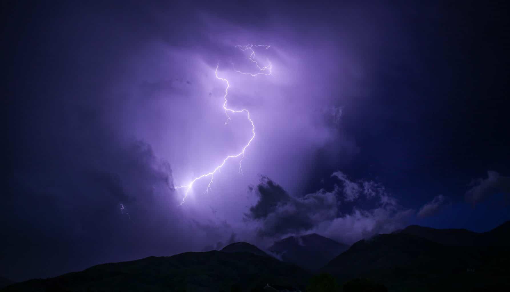Lightning Photo by Layne Lawson