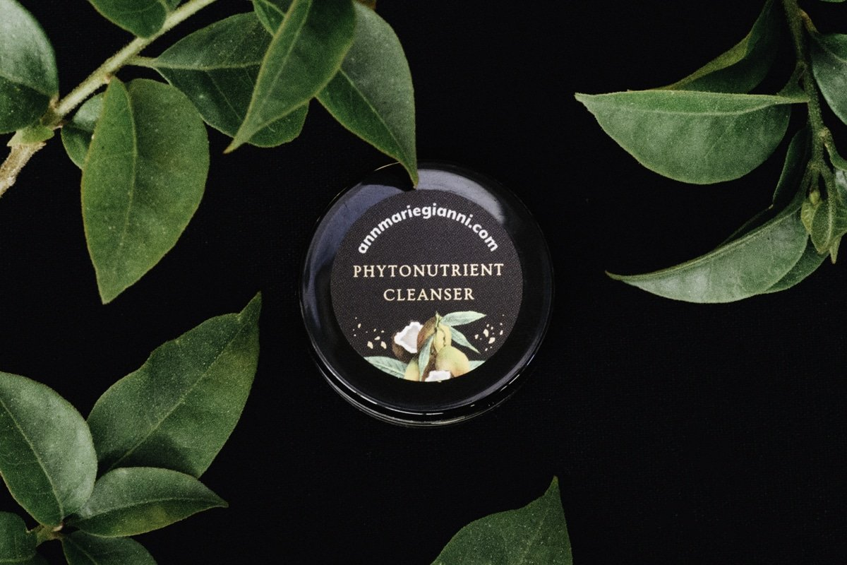 Introducing: Phytonutrient Cleanser - Activated Cream Cleanser