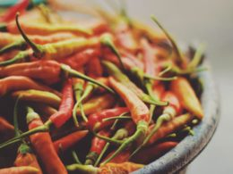 4 Red Hot Health Benefits of Chili Peppers