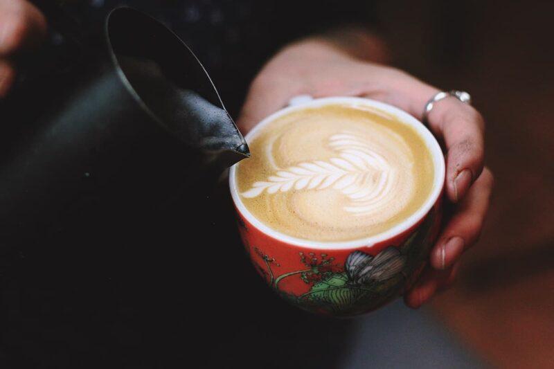 How to Make an Ashwagandha Latte 1