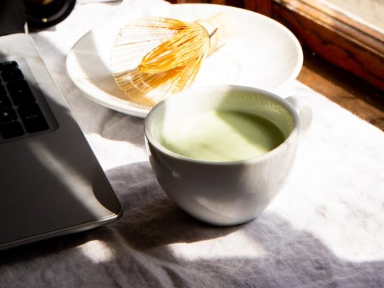 DIY: How to Make a Matcha Green Tea Mask
