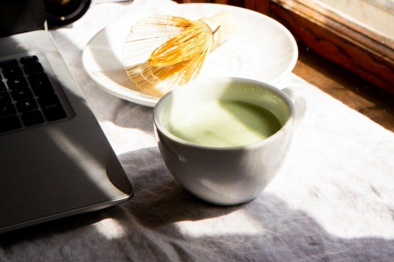 DIY: How to Make a Matcha Green Tea Mask 1