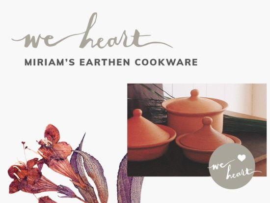 Why We Love Miriam's Earthen Cookware