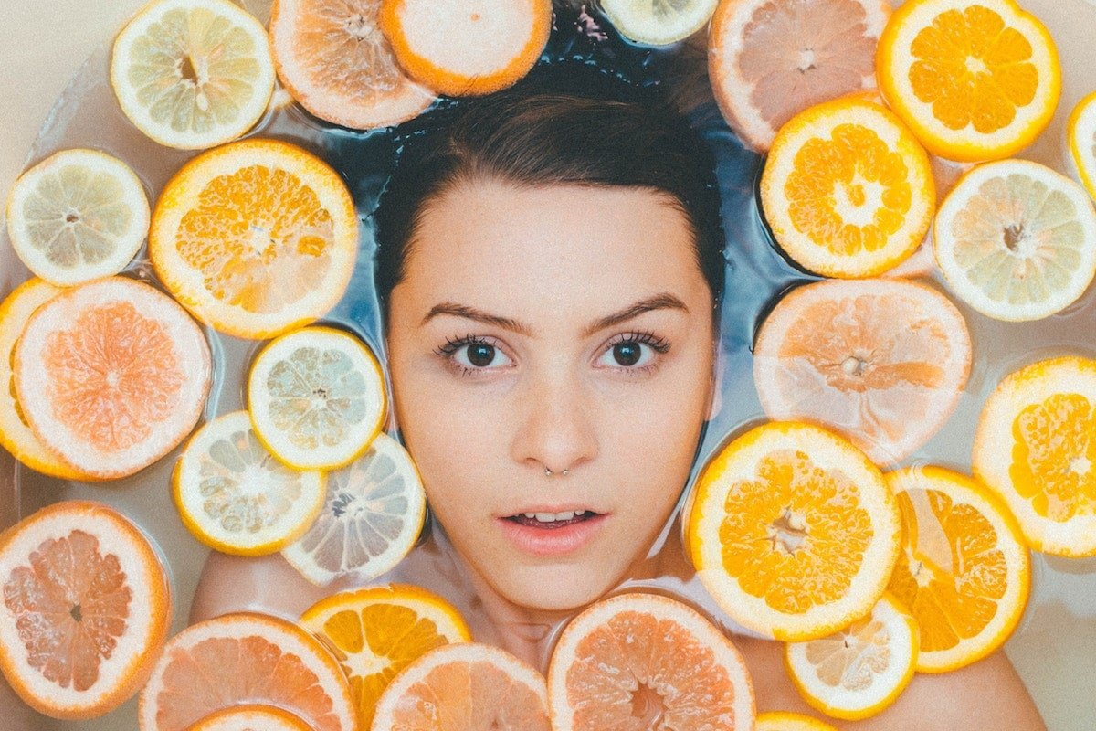 Vitamin c and cortisol reduction for La cabine skincare