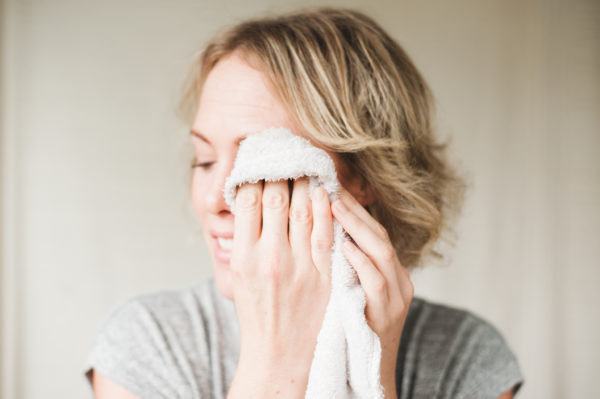You'll be surprised by how many benefits you can get just by simply spending a little time washing your face before bed time.