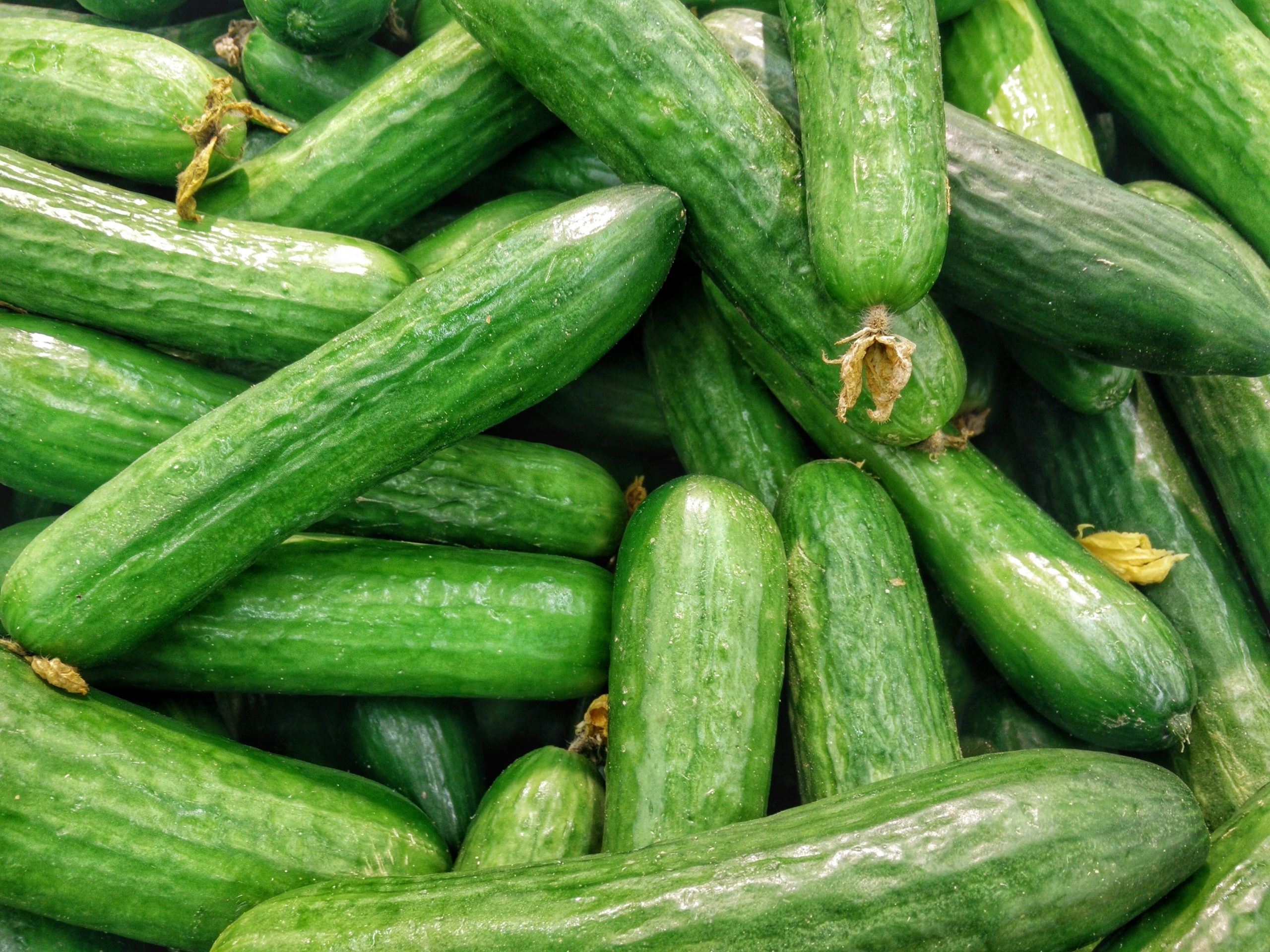 get rid of bloating cucumber