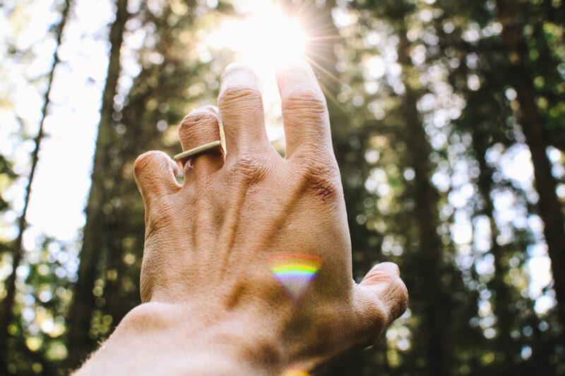 spiritual hand ojas
