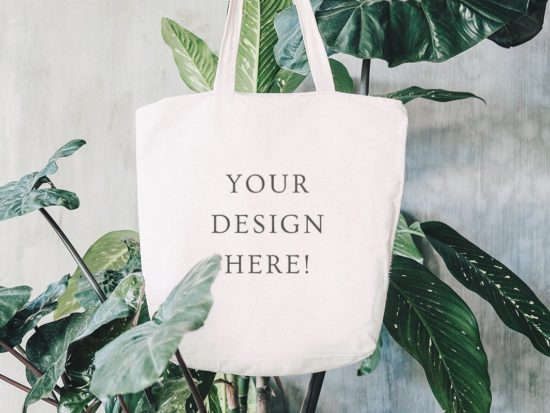 Announcing our Featured Artist Tote Bag Program