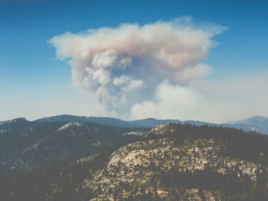 3 Ways to Care for Yourself During Wildfire Season