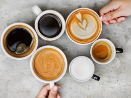 4 Adaptogenic Lattes to Tame Your Adrenals and Keep You Warm this Season