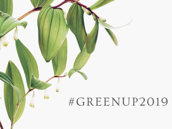 Start Your Year Right. Join Us For Our #GreenUp2019 Challenge.