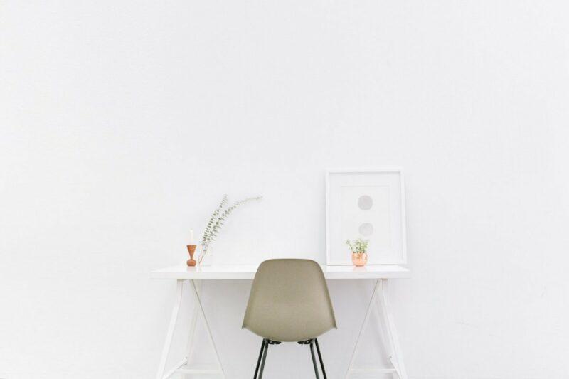 new year minimalism