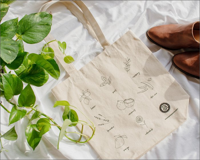 Participate in Our Featured Artist Tote Bag Program 10