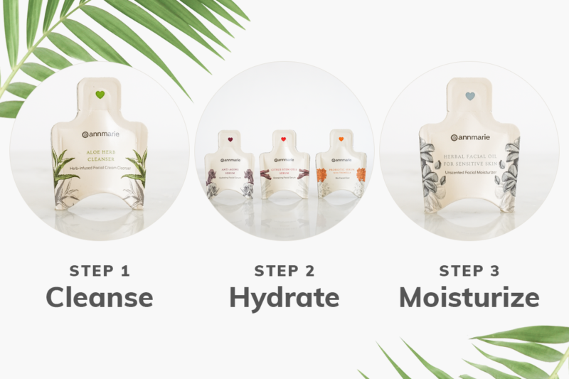 How to Use Our Soothe Sample Kit + Serum Samples 1