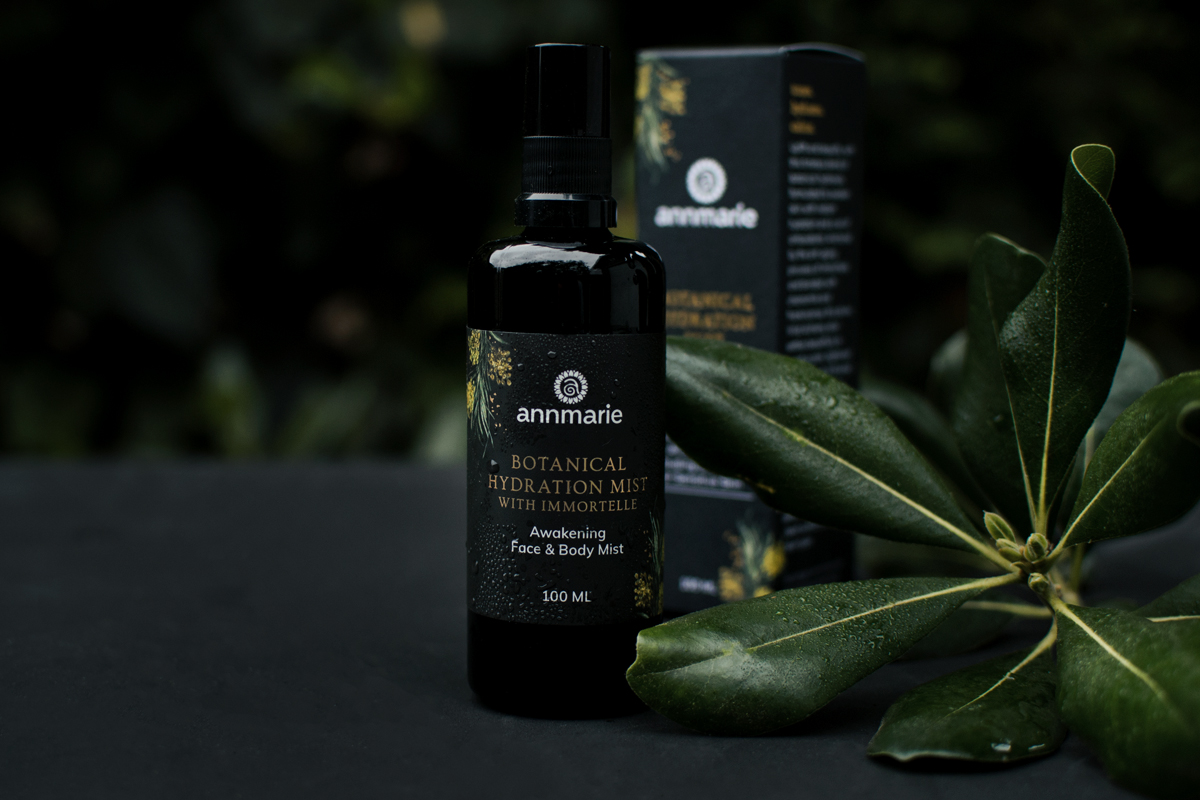 Introducing the Botanical Hydration Mist with Immortelle
