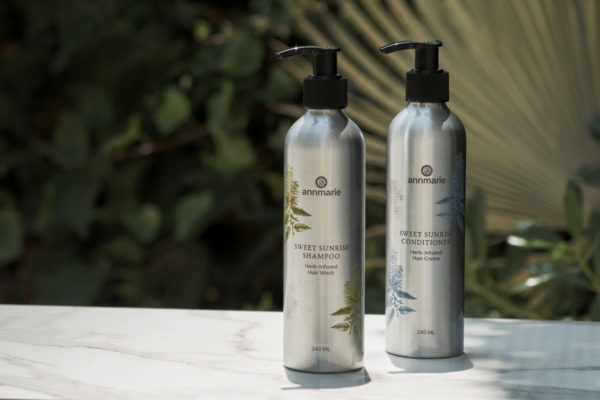 Meet our Sweet Sunrise Shampoo And Conditioner, The Missing Piece to Your Clean Beauty Routine
